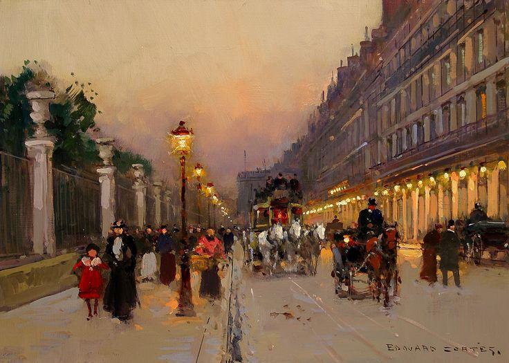 """CHEZ MOI, RUE DE RIVOLI/ Edouard Leon Cortes (1882-1969) - Paris: Part II/ C EST DANS L'AIR (L ÈRE HIDALGO): AVEC LE CROTTIN DE CHEVAL ( UNE VRAIE BÉNÉDICTION POUR LES POTAGERS PARTAGÉS PAR TOUS. ATTENTION -rien n est changé -ON RAMASSE LES CROTTES DE CHIEN... ) ON FAIT POUSSER LES SALADES, ON MET LA CAMPAGNE À LA VILLE. ET SANS VOITURES ON CHANTE... """"À PARIS EN VÉLO ON DÉPASSE"""" HIDALGO..."""