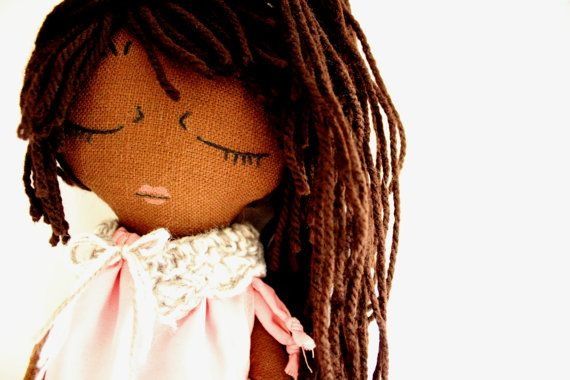 Check out this item in my Etsy shop https://www.etsy.com/listing/493938571/handmade-cloth-doll-vintage-doll-art
