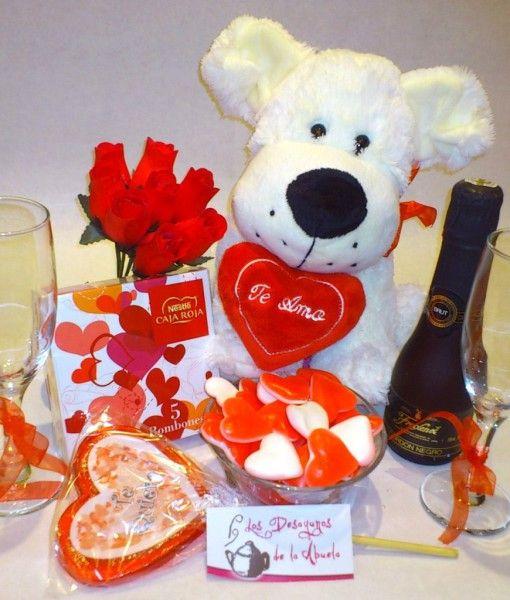 Regalo original San Valentín Feliz día, amor