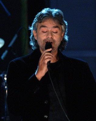 Andrea Bocelli...tenor, opera, pop,