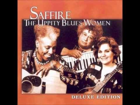 Saffire The Uppity Blues Women-Middle Aged Blues Boogie