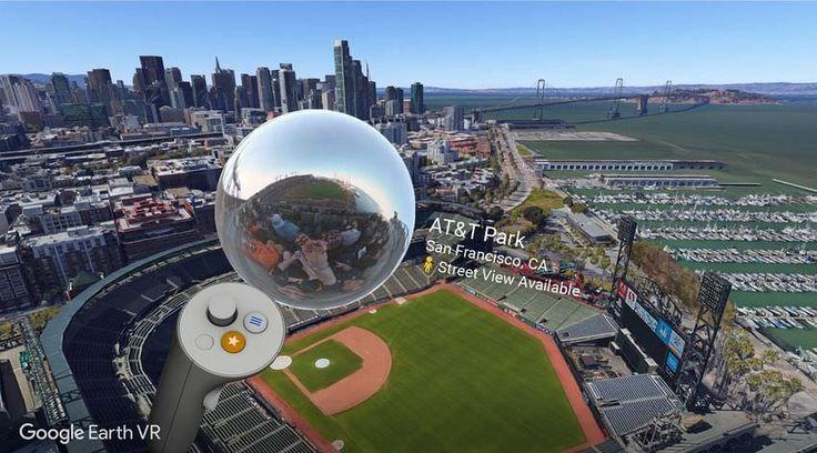 Δείτε το Street View μέσα από το Google Earth VR - https://secnews.gr/?p=160789 - Με το Google Earth VR μπορείτε να επισκεφτείτε οποιοδήποτε μέρος του κόσμου μέσα από την εικονική πραγματικότητα. Τώρα μπορείτε να το συνδυάσετε με το Street View.    Είτε θέλετε να περπατήσετε κατά μήκος των καναλιών τη