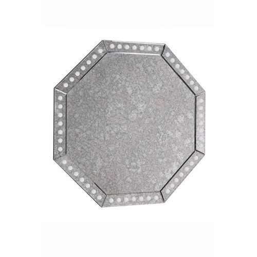 Antique Clear 44-Inch Mirror