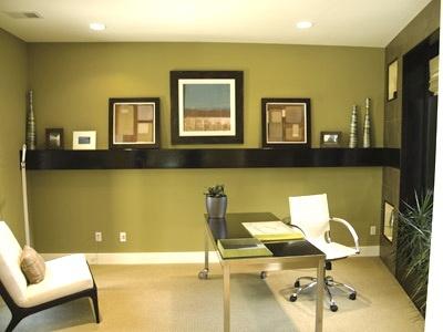 Unique Wall Color For Office In Design Ideas