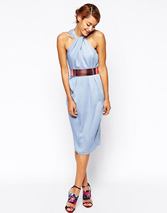 Kleid sommerlich elegant