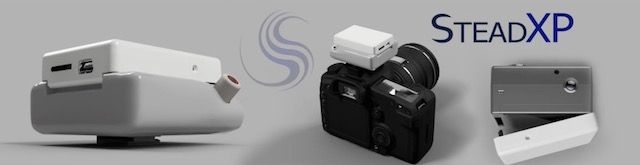 SteadXP Adds an Accelerometer to Any DSLR or GoPro for Better Image Stabilization
