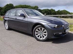 used BMW 320d XDRIVE MODERN TOURING in surrey