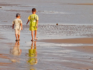 Brothers by Ijal Qadri - OLYMPUS DIGITAL CAMERA Click on the image to enlarge.