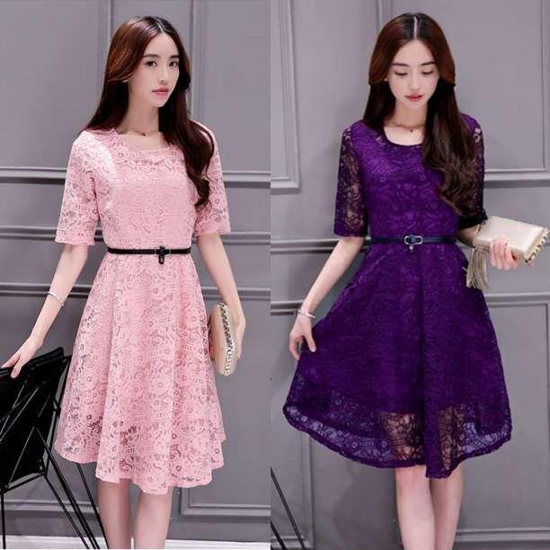 【☆★☆迅速発送☆★☆】 人気の総レースデザインドレスです。 服全体が総レースのデザインで立体感のある花柄がワンランク上の女性へと変身させてくれます♪ 大人の上品さと可愛らしさどちらも演出してくれる素敵なドレスです。 ☆ベルト付き☆ ☆新品未使用☆ カラー:サイズ お選び下さい ピンク:S パープル:S・L S:バスト84 ウエスト66 着丈87(cm) L:バスト90 ウエスト74 着丈89(cm) ドレスワンピース ドレスワンピ ワンピースドレス パーティ 結婚式 二次会 Aライン ワンピース 総レースワンピース 結婚式ワンピース 大人 お呼ばれ フォーマル パーティードレス パーティドレス 披露宴 春 夏 花柄 大きいサイズ ll 2l レディース フォーマルワンピース 膝丈 膝下 上品 韓国 韓国ファッション などお探しの方に☆ ■発送詳細 ・基本的にご入金確認後、1〜4営業日以内に発送を致します。 ・ご連絡、発送通知など遅れる場合がございますが発送続きの方は随時最優先に行っておりますのでご安心下さい。 ・全国送料無料です。 ・海外製品の場合、日本...