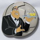 Disney Pixar Party Mystery Pin John Ratzenberger Ratatouille Mustafa