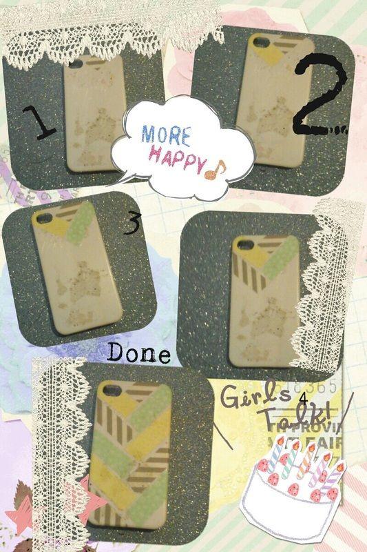 Diy Phone Case.