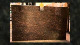 Kitchen work surfaces, via YouTube.