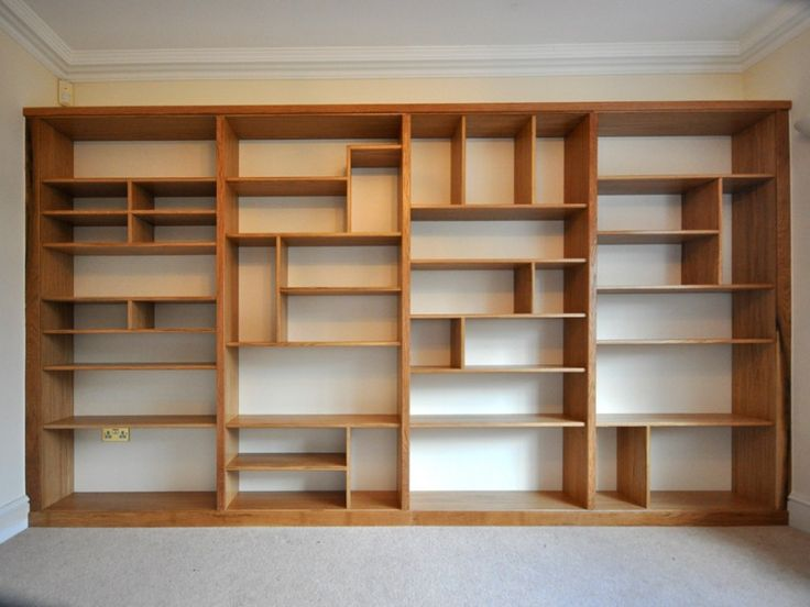 78 best images about unusual shelving units on pinterest for Wooden bathroom shelving unit