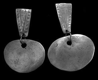 Joyeria Etnica PLATA NATIVA. FLORIDA ST. 860 #41 GAL.DEL SOL - CDAD-DE BUENOS AIRES - ARGENTINA  earrings-