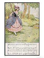 Little Bo Peep - Wikipedia, the free encyclopedia