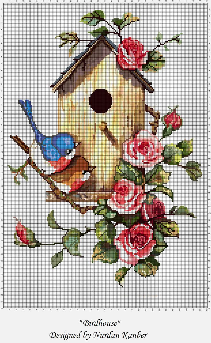 Nurdan' ın Yeri - A Cross Stitch Blog: A Finish / Bitti