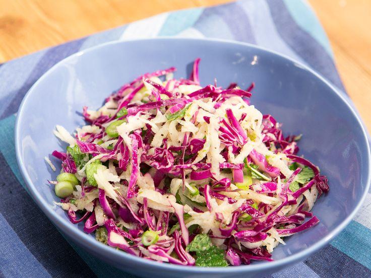 178 best food network the kitchen recipes images on pinterest jicama slaw forumfinder Images