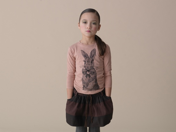 where the wild kids are: a stunning collection by Soft Gallery x
