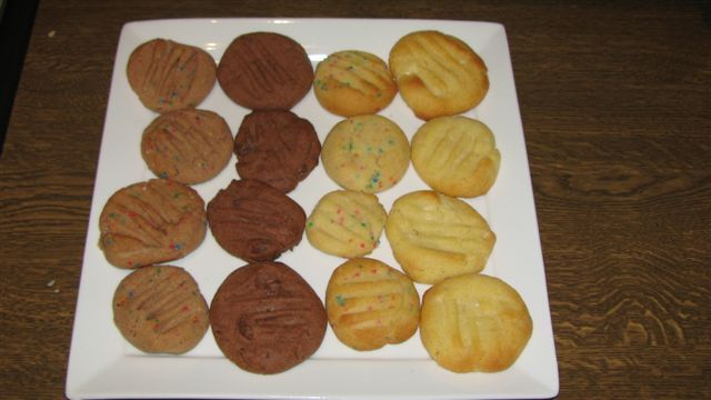 100s of biscuits recipe @Wendy McGowan!!