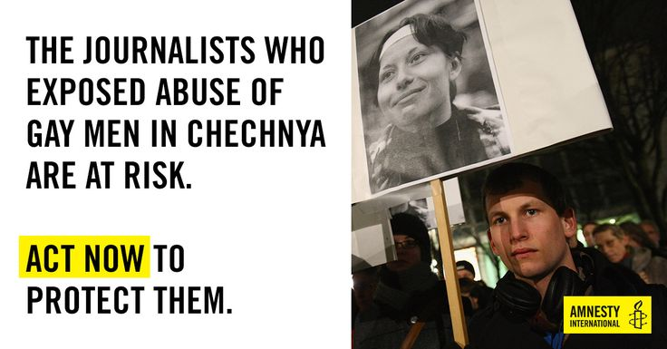 Staff at Russian newspaper Novaya Gazeta are fearing for their lives, after they reported on the abduction, abuse and even death of men in Chechnya for allegedly being gay. Chechen authorities have called for the journalists to be punished.
