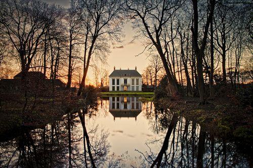 allthingseurope:    Nijenburg estate, Heiloo, Netherlands (by Allard Schager)