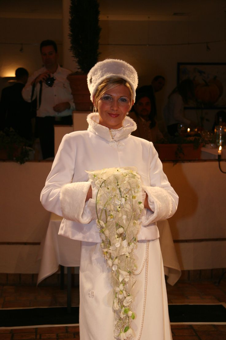 Winterbraut - #hochzeit #braut #wedding