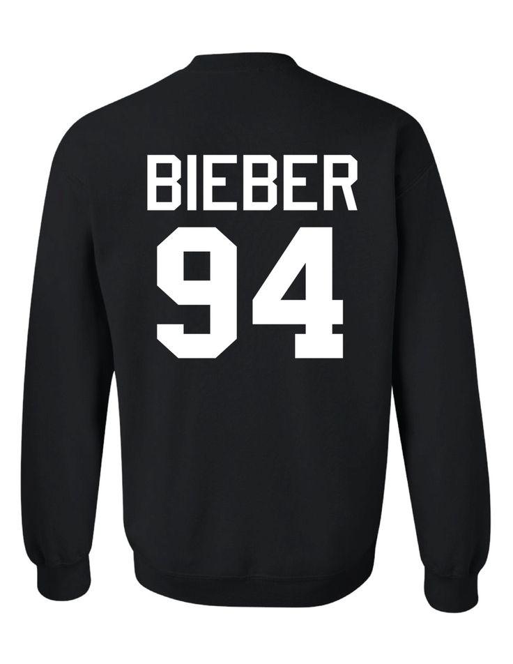 Bieber 94 Shirt March 2017