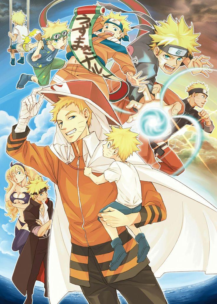 """Let me take you to a journey of the 7th Hokage.. #Uzumaki Naruto"