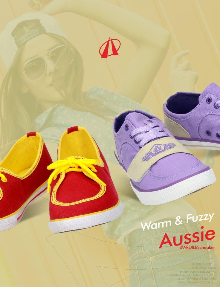 Ardiles Sneakers Lovers, kalau kamu berpikir sneakers itu hanya pas untuk gaya sporty, ah kamu salah.  Kalau kamu mau nambah koleksi sneakersmu yuk belanja ARDILES di www.ardilesmetro.com