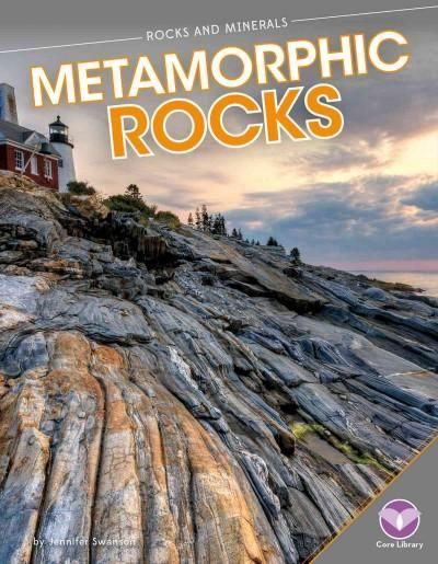 Introduces metamorphic rocks, discussing their characteristics and types, how they are formed, and what they can be used for.