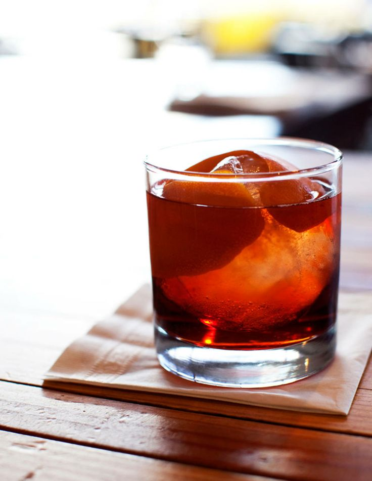 Oaxacan Winter-Best Mixed Drinks - Best Cocktail Recipes - Town & Country Magazine