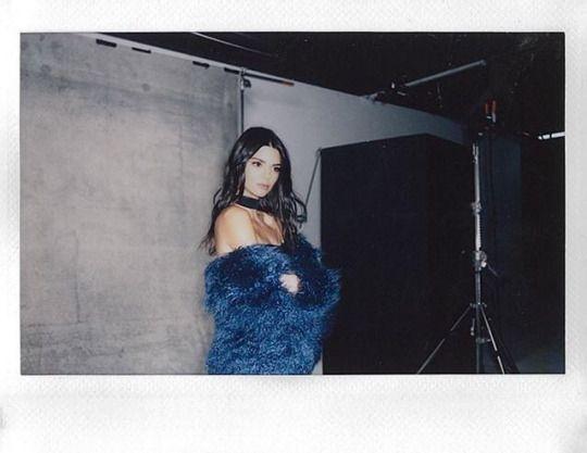 Kendall Jenner @maaaeva