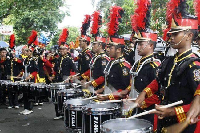 Marching Band Salafiyah Kajen ikuti kejuaraan level Asia