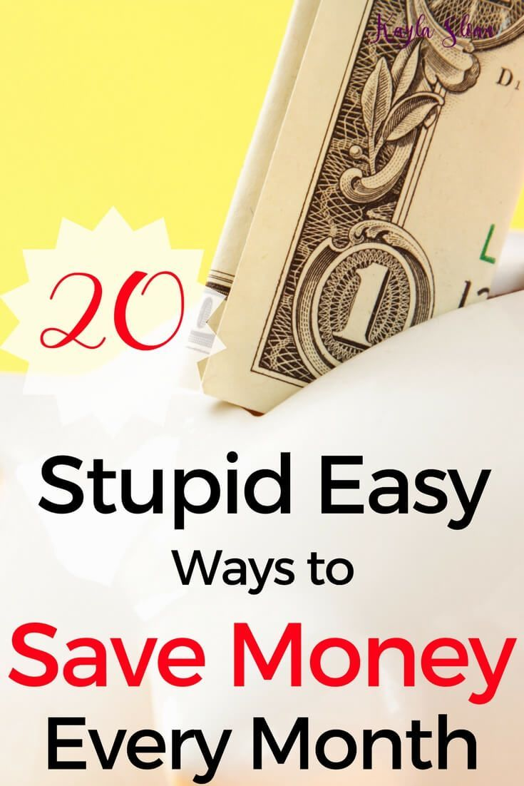 How to Save Money Every Month picture