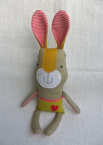 Christie the Bunny by krakracraft, via Flickr