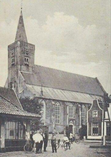 Texel, Den Burg Groeneplaats