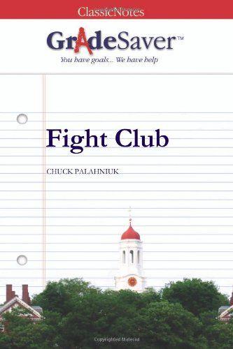 Fight club essay questions
