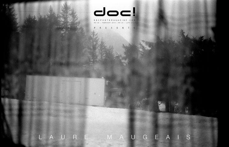 doc! photo magazine presents: Laure Maugeais - WAITING FOR THE SNOW TO MELT @ doc! #20 (pp. 229-255)