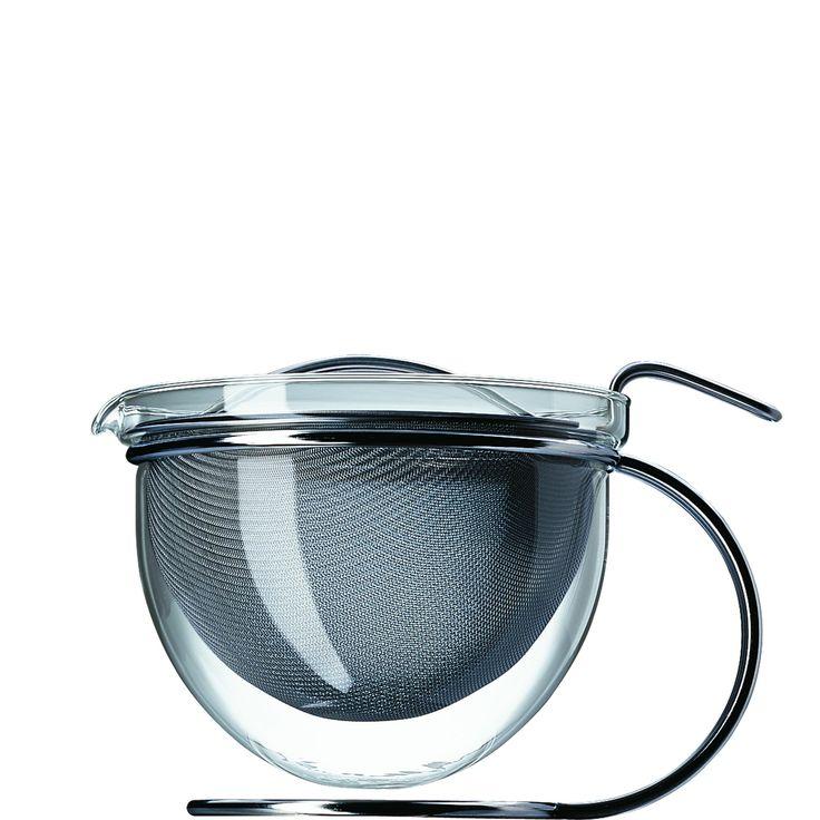 mono filio, Teekanne, rundes Gestell, 1,5l - mono filio - Teekannen   Shop mono.de
