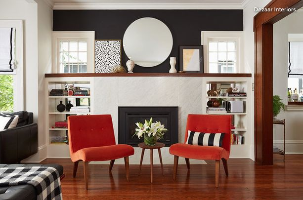 On Pinterest House Tours Living Room Color Schemes And Fireplaces