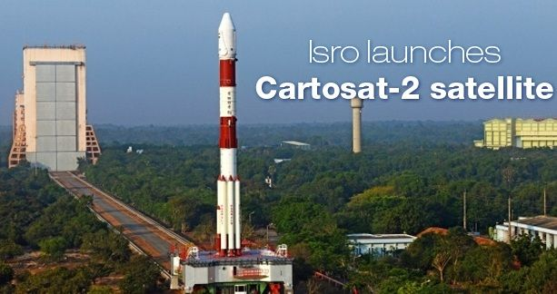 ISRO to launch a remote sensing satellite of Cartosat-2 series along with 30 nano satellites of foreign countries in December. #TechUpdates #ChennaiUngalKaiyil.