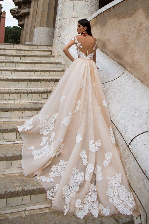 Milla Nova Bridal 2017 Wedding Dresses / http://www.himisspuff.com/milla-nova-bridal-2017-wedding-dresses/