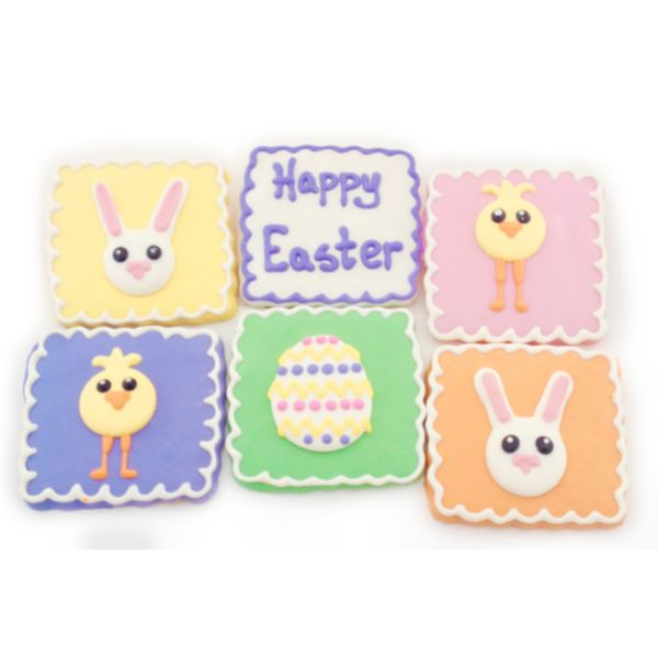 24 best easter ideas images on pinterest easter ideas biscotti send a sweet gift with a box of beautiful chocolate covered cookies great for negle Gallery