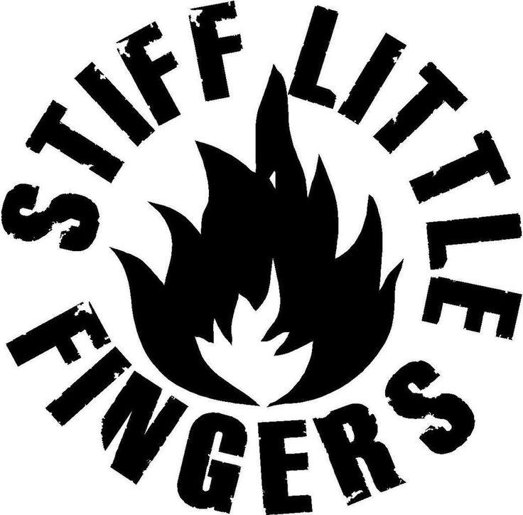 Stiff Little Fingers Sticker - Punk Band Stickers - Skinhead Stickers-Punk | eBay