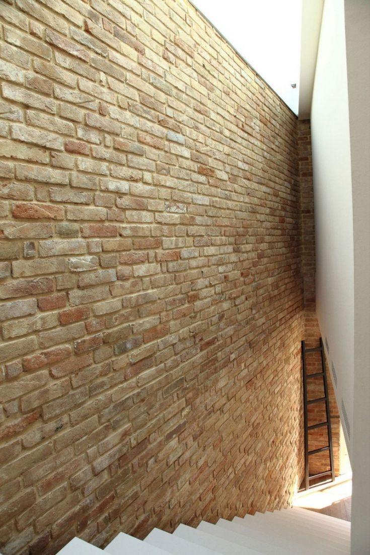 raw brick internal wall, designed by 3ndy Studio