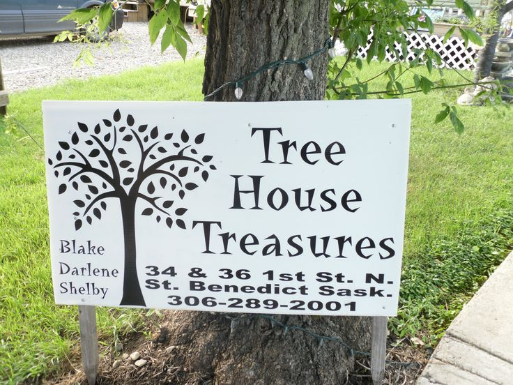 TreeHouse Treasures in St Benedict #stbenedict #treehousetreasures #hiddentreasures #lucienlake #shopping