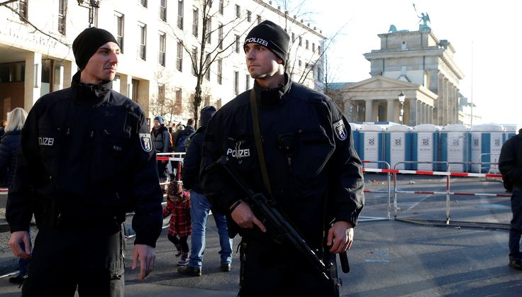 Europe braces for New Years Eve terror