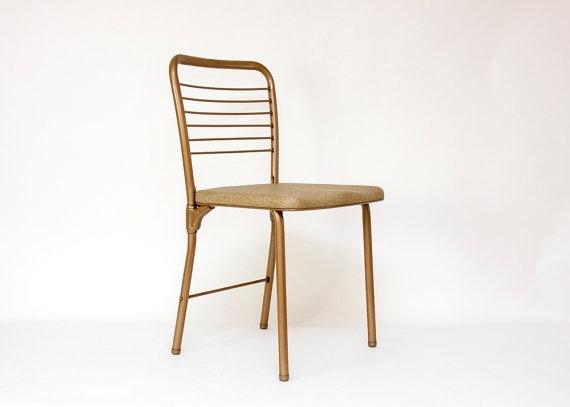 Folding Chair Gate Leg Hamilton Cosco Mid Century
