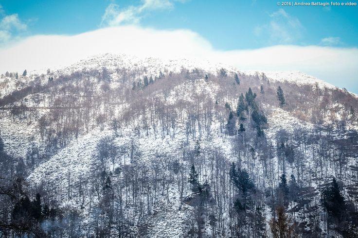 Le Alpi biellesi, nella conca di Oropa.