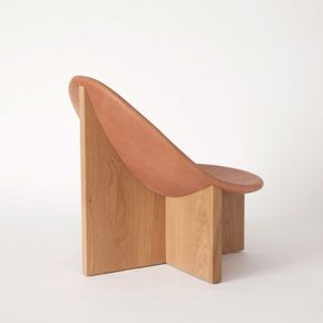 Designers are inspired by totems in order to create everyday objects and furniture with essential forms and the protective function...   Estudio Persona   Nido chair   wooden sculptures   wooden totems   wood totems   2018 totem trend   wooden chair   leather chair   sculptural objects   sculptural art   sculptural totems   organic art   2018 design trends   wood artist   sacred art   product design   mystical sculptures   mystical design   2018 chair